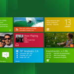 Windows8 Start screen
