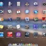 Mac OS X Launchpad