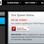 WIRED needs Flash