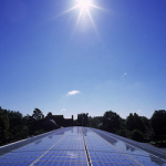 Solar Panels and The Sun