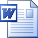 Microsoft Word .DOC